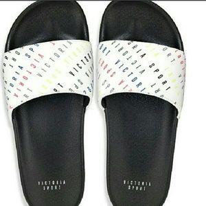 Victoria Secret Slide On Sandals